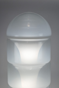 Grande lampe design Carlo NASON éditée par Mazzega vers 1960 Murano Italie