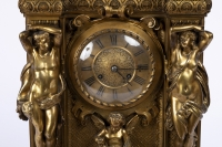 A French 19th Century Renaissance St. Ormulu Clock.